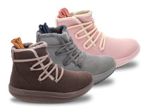 Botki Comfort Ankle Lace