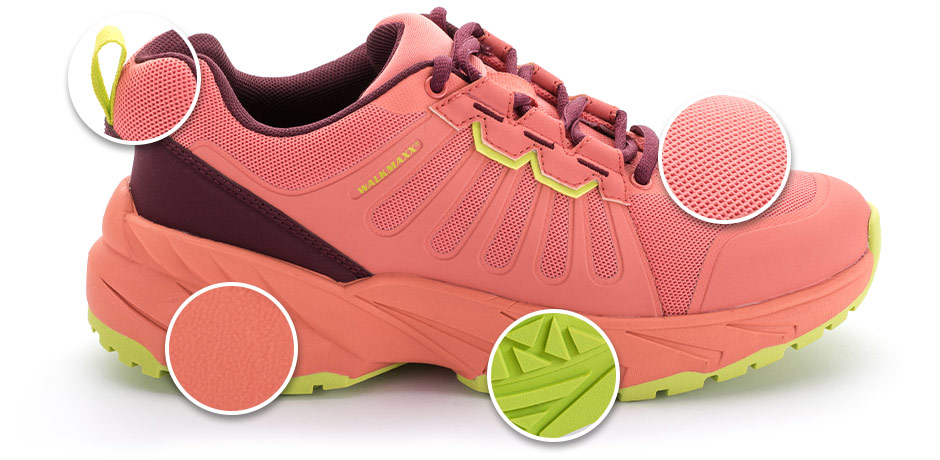 Walkmaxx Fit Outdoor Shoes Sport Flat